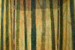 Sky To Woods triptych 12x20