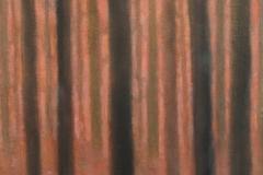 Woods in Orange 10x10