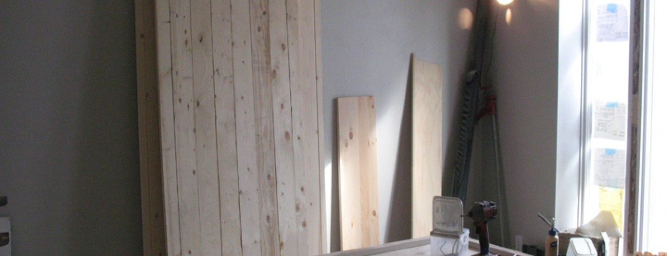Margaret Lockwood Gallery construction progress