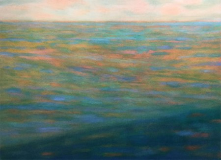 Margaret Lockwood Earth Air Water Painting