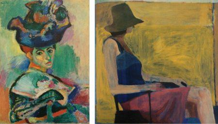 Matisse and Diebenkorn artwork