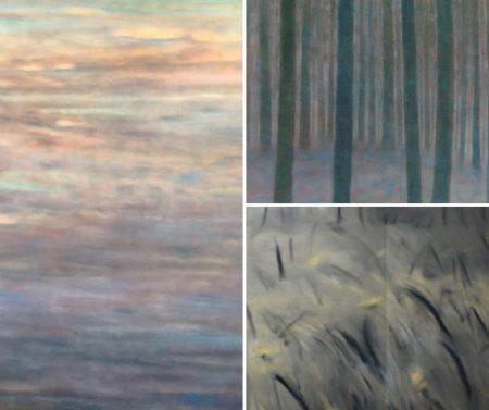 Colors of Water Margaret Lockwood Paintings