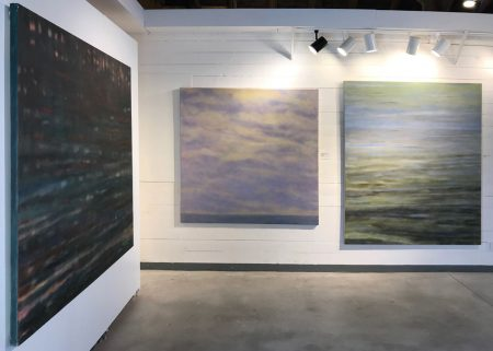 Lockwood Paintings at Hardy Gallery Surfaces Exhibit
